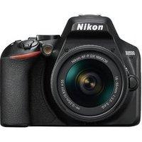 NIKON D3500 DSLR Camera with AF-P DX NIKKOR 18-55 mm f/3.5-5.6G Lens