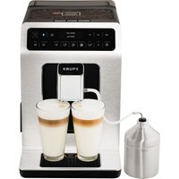 Evidence Connected EA893D40 Smart Bean to Cup Coffee Machine - Metal