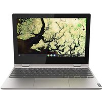 "C340-11 11.6"" Intel Celeron 2 in 1 Chromebook - 64 GB eMMC, Grey,"