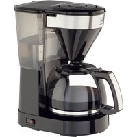 Easy Top II Filter Coffee Machine - Black, Black
