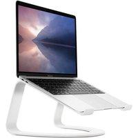 TWELVE SOUTH Curve SE Laptop Stand - Matt White, White