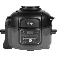 NINJA Foodi MINI OP100UK Multi Pressure Cooker & Air Fryer - Black, Black