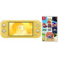 NINTENDO Switch Lite & Super Mario 3D All-Stars Bundle - Yellow, Yellow