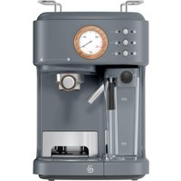 Click to view product details and reviews for Swan Nordic One Touch Sk22150gryn Coffee Machine Grey Grey.