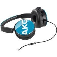AKG Y50 Headphones - Teal, Teal