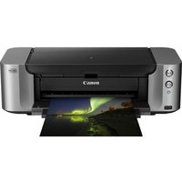 Canon PIXMA PRO-100s Wireless A3 Inkjet Printer, Black