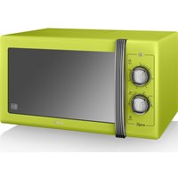 SWAN  Retro SM22070LN Solo Microwave - Lime, Lime