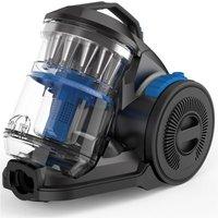 VAX Air Stretch Pet CCQSASV1P1 Bagless Cylinder Vacuum Cleaner - Graphite, Graphite