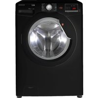 HOOVER Dynamic Link DHL 1482DBB NFC 8 kg 1400 Spin Washing Machine - Black, Black
