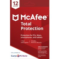 MCAFEE Total Protection - 1 user / 12 devices for 1 year