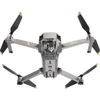 DJI Mavic Pro Platinum Drone Fly More Combo - Silver, Silver