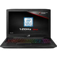 "Asus ROG Strix GL503 15.6"" Intel Core i7 GTX 1050 Ti Gaming Laptop - 1 TB HDD & 128 GB SSD"