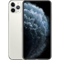 Apple iPhone 11 Pro Max - 512 GB, Silver, Silver