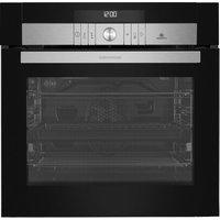 GRUNDIG GEBS46000BHP Electric Smart Oven - Black & Grey, Black
