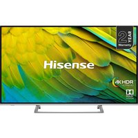 Hisense H50B7500UK 50-Inch 4K UHD HDR Smart TV with Freeview Play 2019