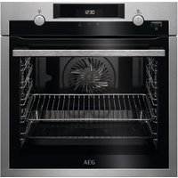 Click to view product details and reviews for Aeg Steambake Bps555020m Electric Steam Oven Stainless Steel Black Stainless Steel.