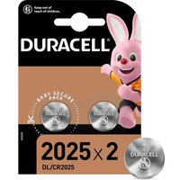DURACELL DL2025/CR2025/ECR2025 Lithium Batteries.