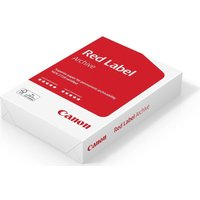 CANON A3 Red Label Superior Paper - 500 Sheets, Red