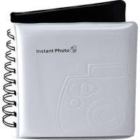 FUJIFILM Instax Photo Album - White, White