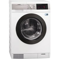 AEG L99695HWD Washer Dryer - White, White