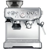 SAGE by Heston Blumenthal Barista Express Bean to Cup Coffee Machine - Brushed Stainless Steel, Stainless Steel