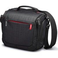 LOGIK LCQDSLR17 DSLR Camera Case - Black, Black sale image