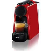 NESPRESSO by Magimix Essenza Mini Coffee Machine - Ruby Red, Red