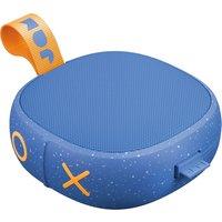 JAM Hang Up HX-P101BL Portable Bluetooth Speaker - Blue, Blue