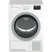 Beko Tumble Dryer DCX83120W 8 kg Condenser  - White, White