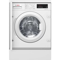 BOSCH Serie 6 WIW28301GB Integrated 8 kg 1400 Spin Washing Machine.
