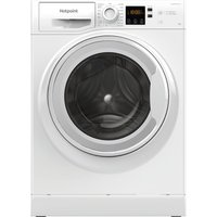 HOTPOINT NSWR 944C WK UK N 9 kg 1400 Spin Washing Machine - White, White