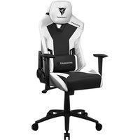 THUNDERX3 TC3 Gaming Chair - White, White.
