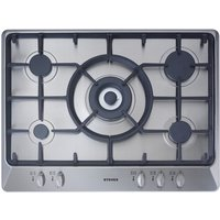 STOVES SGH700C Gas Hob - Stainless Steel, Stainless Steel
