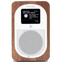 Click to view product details and reviews for Pure Evoke H3 Portable Dab Fm Bluetooth Clock Radio Walnut.
