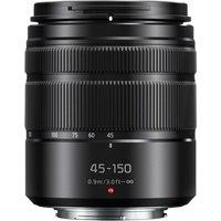 PANASONIC Lumix G Vario 45-150 mm f/4.0-5.6 ASPH MEGA O.I.S Telephoto Zoom Lens
