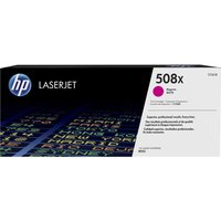 Click to view product details and reviews for Hp 508x High Yield Original Laserjet Magenta Toner Cartridge Magenta.