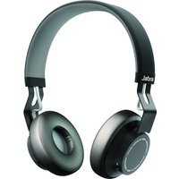 JABRA Move Wireless Bluetooth Headphones - Black, Black