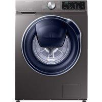 SAMSUNG QuickDrive WW80M645OPX Smart 8 kg 1400 Spin Washing Machine - Graphite, Graphite