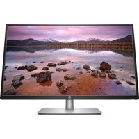 "HP 32s Full HD 31.5"" IPS LCD Monitor - Black & Silver, Black"