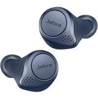 JABRA Elite Active 75T Wireless Bluetooth Earphones - Navy, Navy