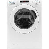 CANDY CS 1482DE NFC 8 kg 1400 Spin Washing Machine - White, White.