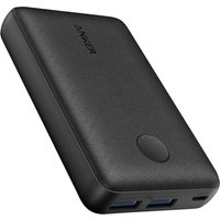 ANKER PowerCore Select 10000 Portable Power Bank - Black, Black