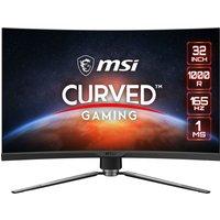 "MSI MAG Artymis 324CP Full HD 31.5"" Curved LCD Gaming Monitor - Black, Black"