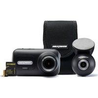 Nextbase 322GW Full HD Dash Cam with Rear Window Dash Cam & Go Pack Bundle