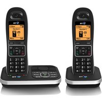 Bt 7610 Cordless Phone With Answering Machine - Twin Handsets at Currys Electrical Store