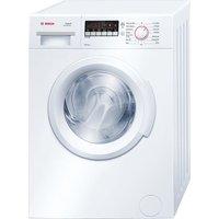 Bosch Wab28261gb Washing Machine - White, White