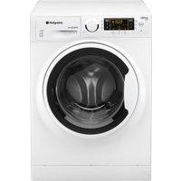 HOTPOINT Ultima S-line RPD9467J Washing Machine - White, White