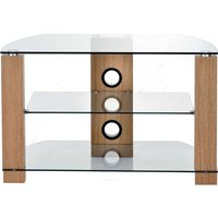 'Ttap Vision 800 Tv Stand - Light Oak