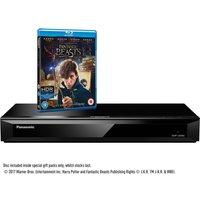 Panasonic Dmp-ub400ebk 4k Ultra Hd Blu-ray Player With 4k Ultra Hd Upscaling