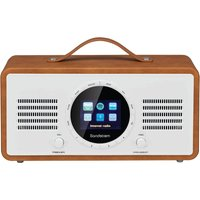 Click to view product details and reviews for Sandstrom Sl Ibtb18 Portable Dabﱓ Smart Bluetooth Radio Brown Brown.